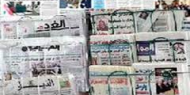 أبرز عناوين الصحف العربية فيما يخص الشأن الفلسطيني