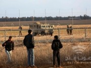 """قوات الاحتلال تطلق النار وقنابل الغاز تجاه """"الأراضي الزراعية"""" شرق خانيونس ورفح"""