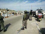 نابلس: قوات الاحتلال تغلق حاجز حوارة في الاتجاهين
