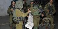 جيش الاحتلال يداهم منزل أسير محرر بجنين