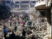 المدمرة منازلهم في غزة ينتظرون منذ ست سنوات إعادة بنائها