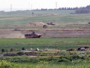 قوات الاحــتلال تطلق النار تجاه الأراضي الزراعية شرق خانيونس