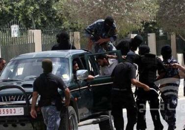 تفاصيل مطاردة أمن حماس موكب عروس ادى الى وفاة شخص وإصابة اخرين