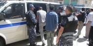 """""""مكافحة المخدرات"""" تضبط 24 فرش حشيش وتعتقل 5 في غزة"""