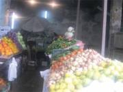 أسعار الخضروات والفـــواكه في أسواق قطاع غزة