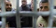 سلطات الاحتلال تفرج اليوم عن أسيرين خاضا إضراب الكرامة