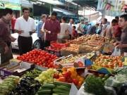 """مزارعو غزة يحتجون على توقف تصدير خضراوتهم: """"لدينا فائض عن حاجة السوق"""""""