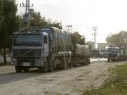 الاحتلال يوافق على تصدير واستيراد عدد من السلع الجديدة من والى غزة