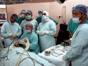 وفد طبي أردني يغادر غزة بعد الانتهاء من زراعة 4 حالات كلى