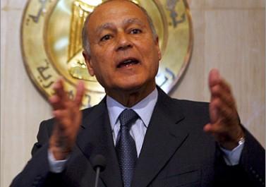 """أبو الغيط يتوجه إلى بيروت في زيارة تضامنية """"السبت"""""""