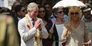الأمير تشارلز يزور فلسطين